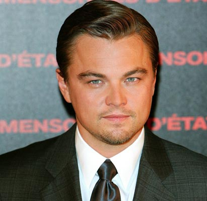 Don't talk about me: DiCaprio