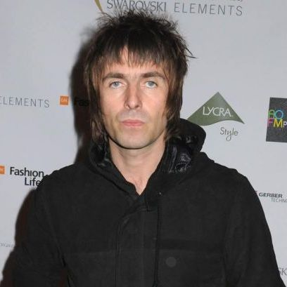 Liam Gallagher calls Russell Brand a d***