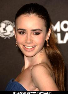 Lily Collins wanted fame on her merit