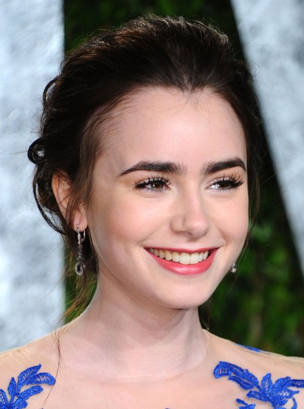Lilly Collins reveals directorial dream