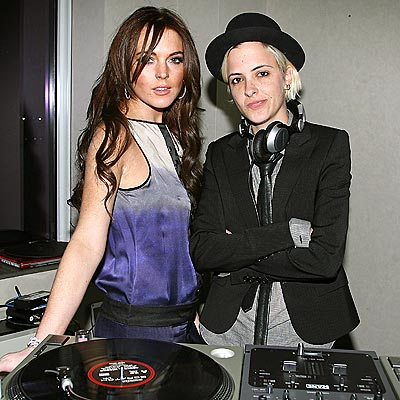 samantha ronson kiss. quot;I have spotted Samantha there
