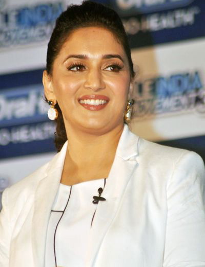 Madhuri has surprise for budding dancers?