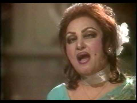 Noor Jahan being remembered today on her 10th anniversary