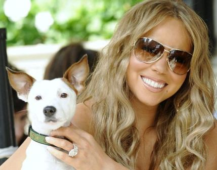 Mariah Carey spends 28k pounds annually to groom dogs