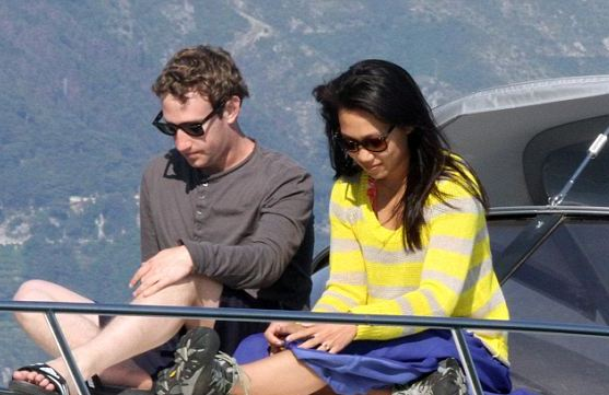 mark zuckerberg girlfriend