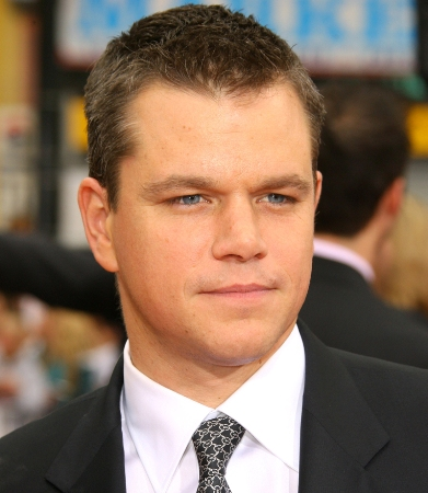 Matt Damon doesn't need money to have fun