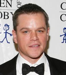 Stepdaughter''s ''Matty Fatty'' comment made Matt Damon lose weight