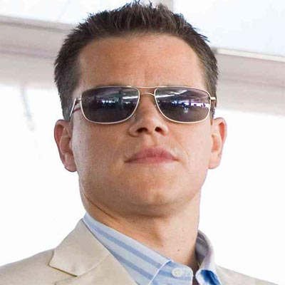 Matt Damon injured