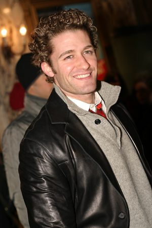 Matthew Morrison London, July 1 : TV star Matthew Morrison has shot down ...