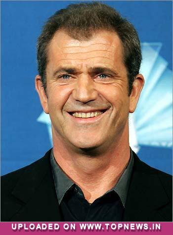 Mel Gibson. Mel Gibson to start ordered