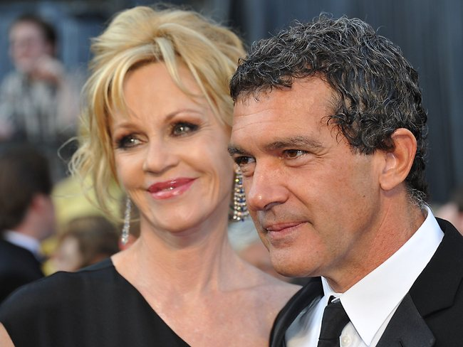 Antonio Banderas and Melanie Griffith `still together despite split rumours`