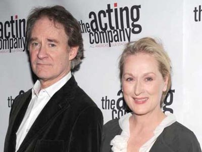 Streep, Kline unite for 'Romeo And Juliet'