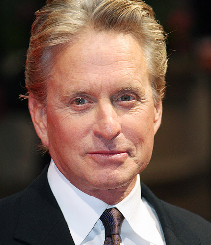 Michael Douglas 0 Michael Douglas diagnosed with throat cancer.