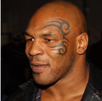 Mike Tyson, all'anagrafe Michael Gerard Tyson (Brooklyn, 30 giugno 1966), è un ex pugile statunitense. Soprannominato Iron Mike, The Baddest Man on the ... - Mike-Tyson_3