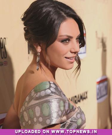 `Sexiest woman alive` Mila Kunis top favourite for Fifty Shades role