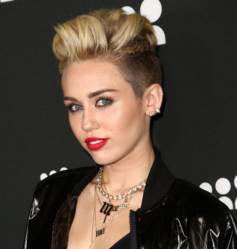 Miley Cyrus' 'underpants' outfit at Milwaukee gig was due to time-crunch