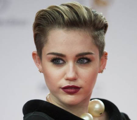 US college to offer class on Miley Cyrus