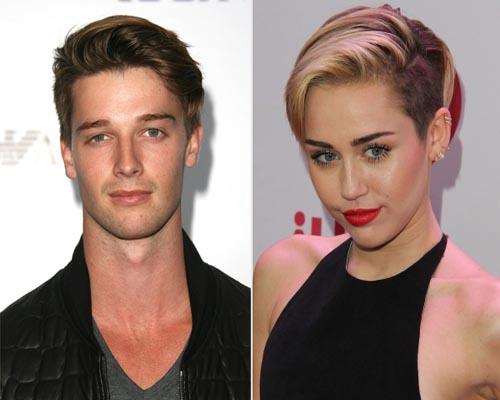 Miley Cyrus, Patrick Schwarzenegger enjoy dinner date