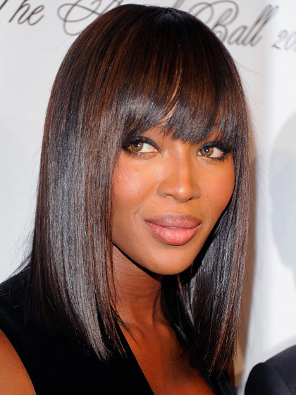 Naomi Campbell reveals sprint ambition
