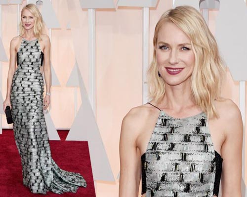 Naomi Watts reveals she 'starved' herself before Oscars