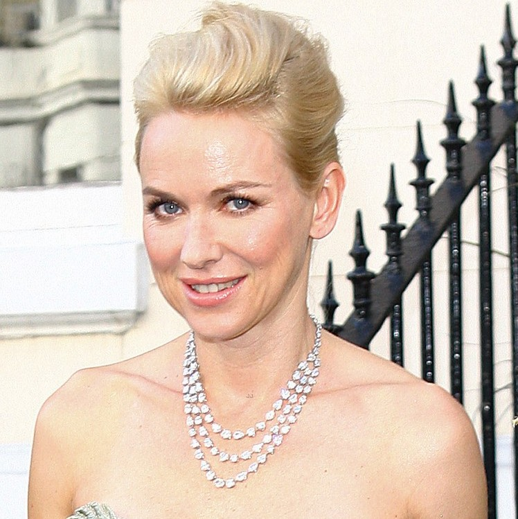 I'm dreading the reaction to playing Princess Diana, says Naomi Watts