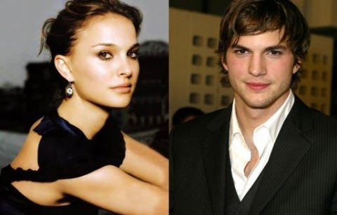 Natalie Portman, Ashton Kutcher New York, Jan 5 : Actress Natalie Portman