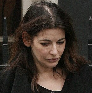 Nigella Lawson confesses using cocaine and marijuana