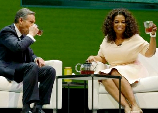 Starbucks introduces 'Oprah Chai' created by Oprah Winfrey