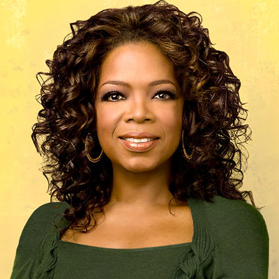 Slums to royalty: Oprah showcases shades of India