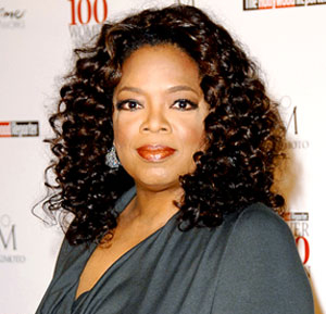 Oprah Winfrey tops Forbes' list of highest paid celebs