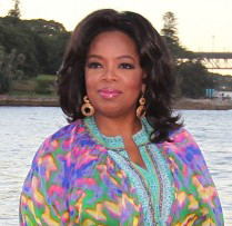 Winfrey crowned highest paid woman in Hollywood, again