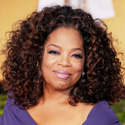 I hope the 'Fifty Shades' film is 'filthier' than the book, says Oprah Winfrey