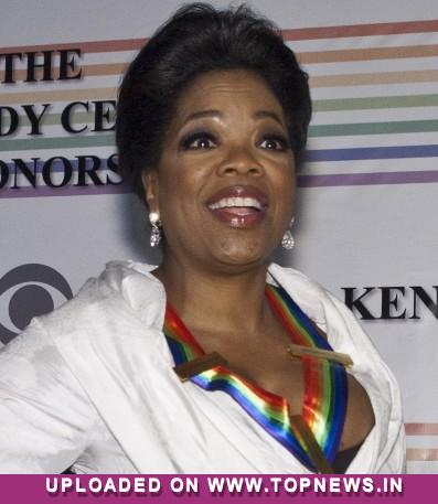 Oprah named among most trusted people in America