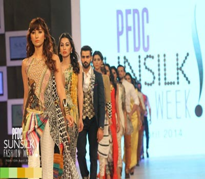 Pakistani fashion gala finale pays ode to women empowerment