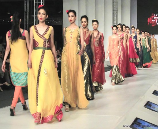 Winds of change: Fashion in Pakistan gets modern touch