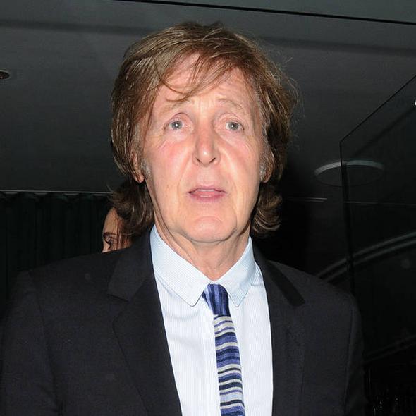 Paul McCartney remembers Joe Cocker