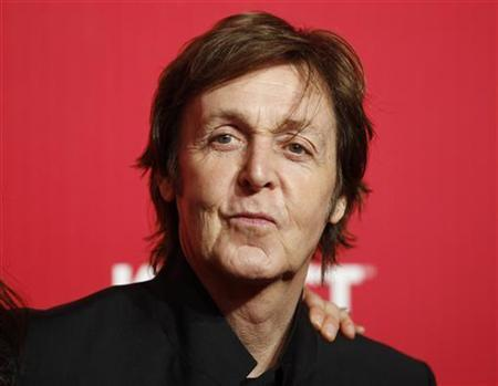 McCartney to get top French honour