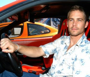 Paul Walker claimed Porsche Carrera GT as his dream car
