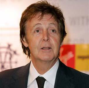 The Beatles Polska: Paul McCartney: chciałbym, aby kandydował u nas Obama