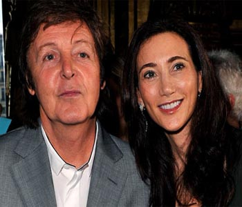 McCartney, Shevell off to Caribbean honeymoon