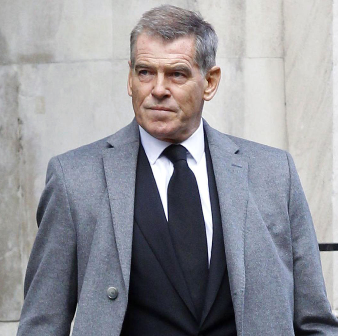 Pierce Brosnan opens up about pain of losing loved ones