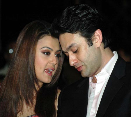Preity-Ness case: Zinta records statement