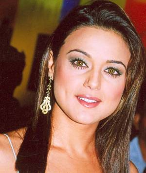 Preity Zinta washes off sins