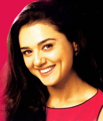 Preity finds her junior version