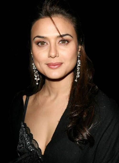 Kissing missing from 'Ishkq In Paris': Preity