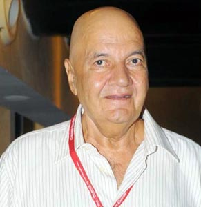 Prem Chopra unveils his own biography