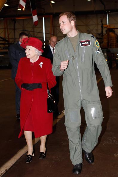 Queen 'helped William plan his wedding invitees list'