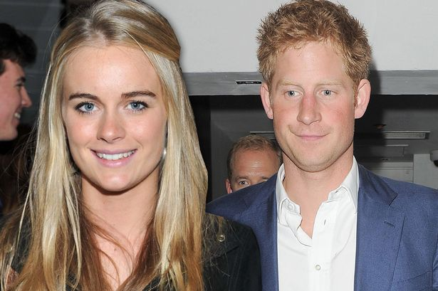 Prince Harry to accompany Cressida Bonas for her half-sister's wedding