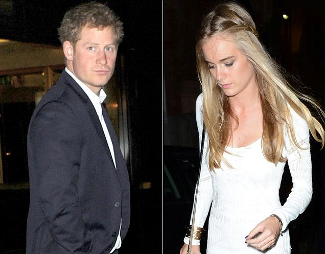 Cressida Bonas' family meet amid rumors of engagement to Prince Harry