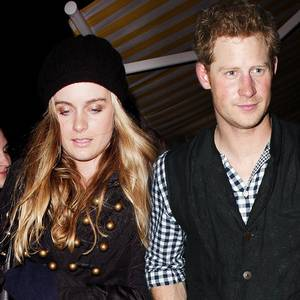 'Recall to duty' holding back Prince Harry from marrying Cressida Bonas